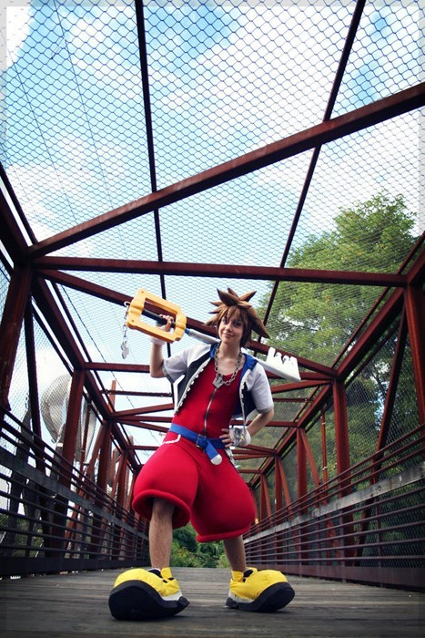 cosplay,kingdom hearts,video games