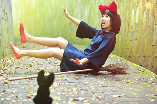kikis-delivery-service cosplay anime - 7843098368