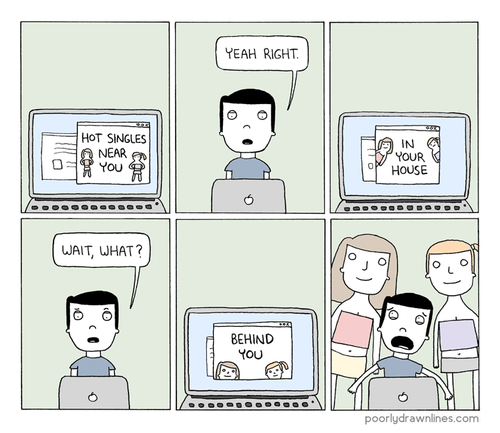 internet,hot singles,funny,web comics