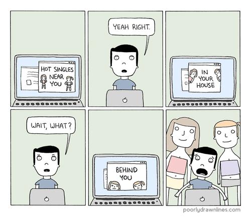 internet hot singles funny web comics - 7843172864