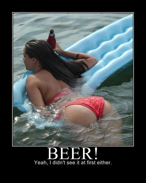 Sexy Ladies beer funny