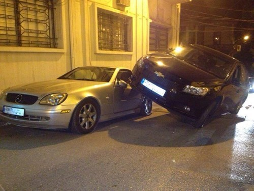 douchebag parkers cars funny parking - 7843337216