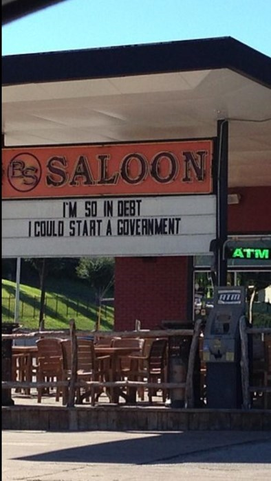 bar,sign,funny