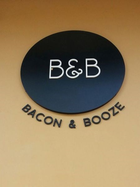 sign alcohol booze I want to go to there funny bacon - 7843358976