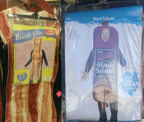costume that looks naughty Spooky FAILs and HalloWINs wordplay - 7843546624