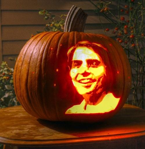 carl sagan pumpkins halloween awesome funny - 7843746560