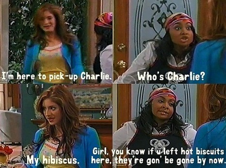 puns flowers thats so raven food television - 7844475392