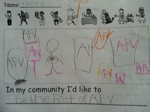 kids goals parenting AFV - 7844503808