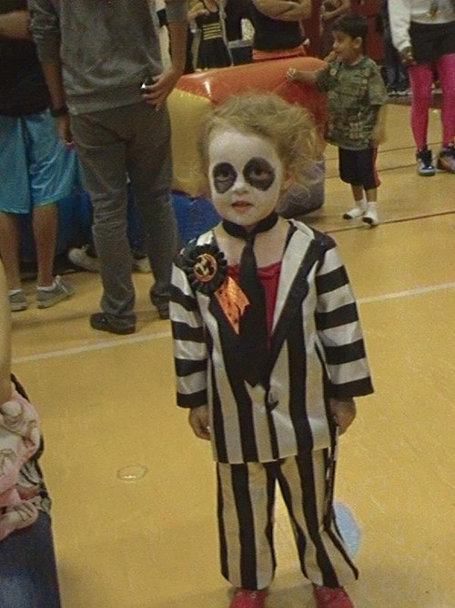 costume,kids,ghoulish geeks,beetlejuice,cute,g rated