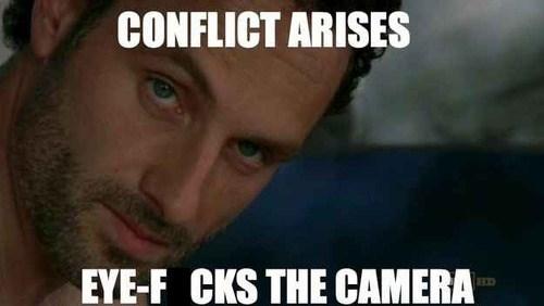 Rick Grimes fan service The Walking Dead - 7844701952