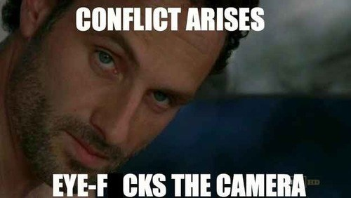 Rick Grimes The Walking Dead - 7844701952