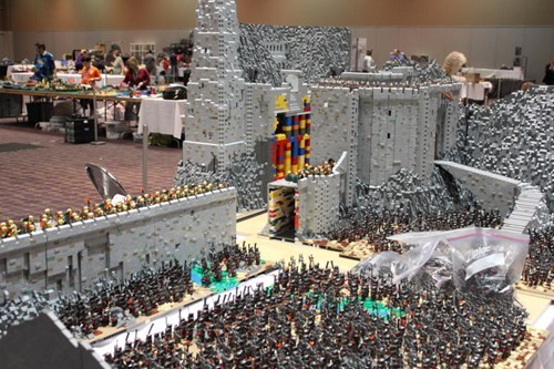 lego,Lord of the Rings,nerdgasm,funny,g rated,win