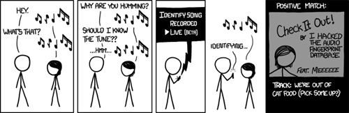 xkcd humming webcomics - 7844791808