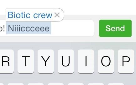 autocorrect text