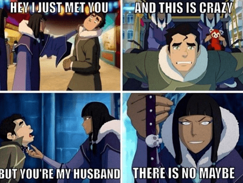 eska,call me maybe,Avatar,korra