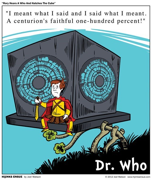 crossover dr seuss Fan Art doctor who web comics - 7844992512