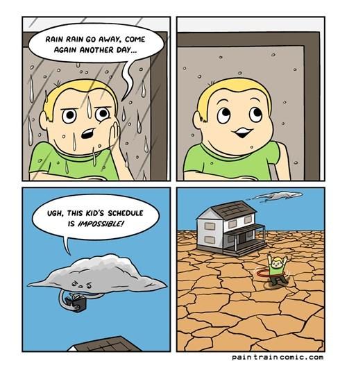 kids weather x men funny rain web comics - 7844996352