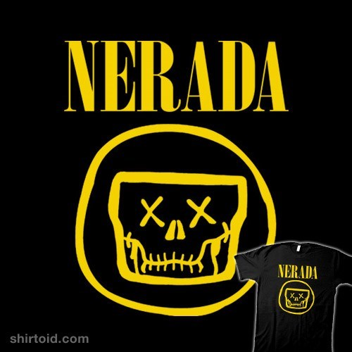 Vashta Nerada,Tee,nirvana