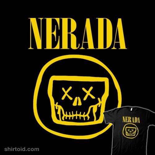Vashta Nerada Tee nirvana - 7845039616
