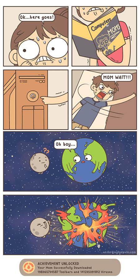 computers moms funny web comics - 7845061888