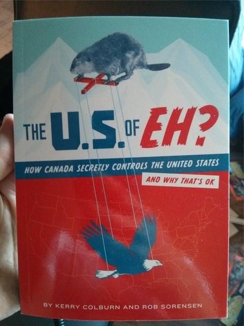 Canada books america funny - 7845084928
