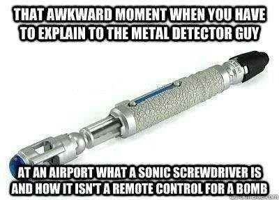 sonic screwdriver doctor who fandom problems - 7845404672
