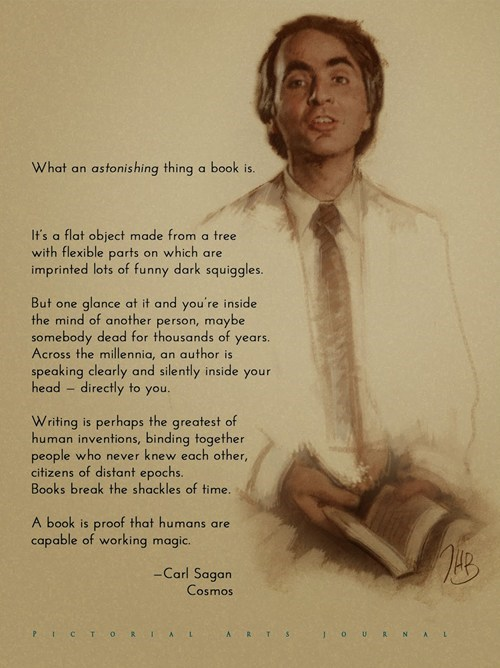 quotes,carl sagan,awesome,books
