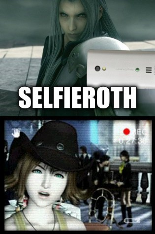 Selphie Tilmitt's Reaction