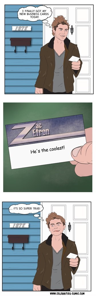 cool zac efron webcomics - 7845826304