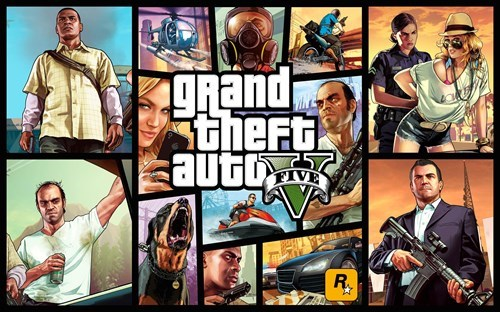 GTAV PC grand theft auto v Video Game Coverage - 7845846528