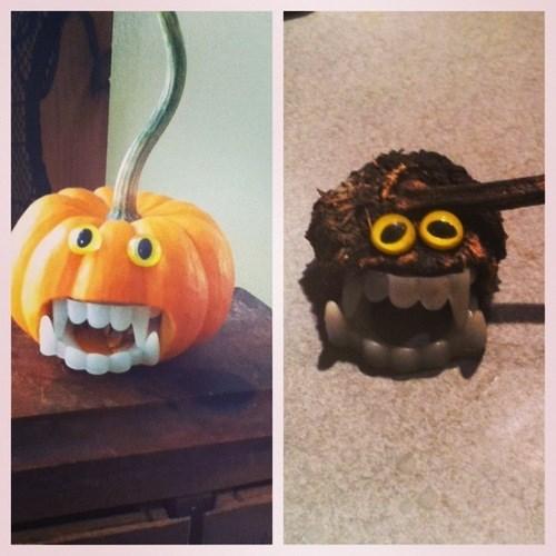 pumpkins halloween Spooky FAILs and HalloWINs jack o lanterns - 7846002944