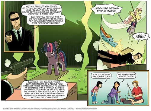 twilight sparkle mine webcomics - 7846021120