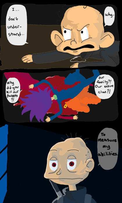 Tommy Pickles Is Not To Be Trifled With Web Comics 4koma Comic