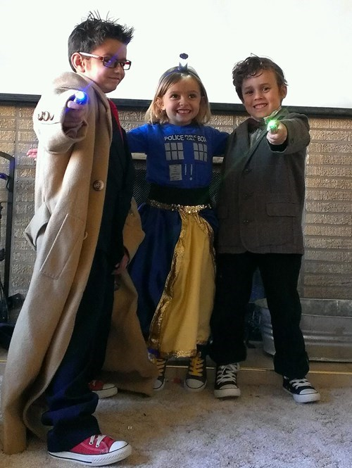 costume cosplay halloween ghoulish geeks cute doctor who - 7846116096