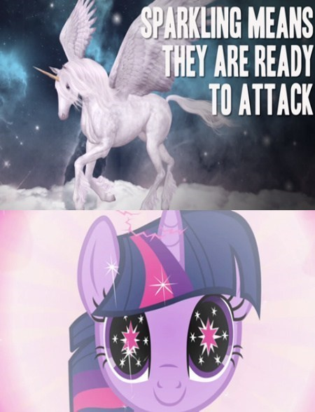 twilight sparkle unicorns MLP king hippo - 7846281472
