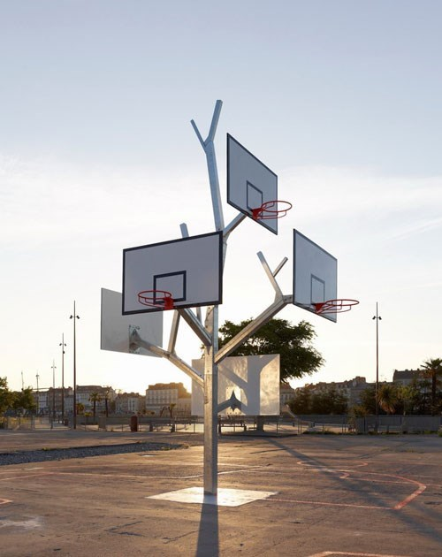 basketball tree funny - 7846361344