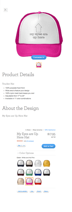 my eyes are up here hat hats herpderp dumb products - 7846376448