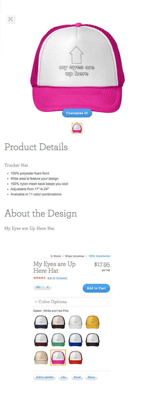 my eyes are up here hat hats herpderp dumb products - 7846383616