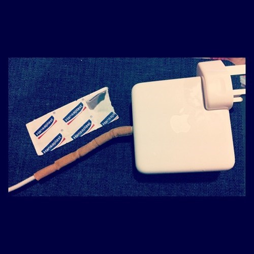 MacBook Pro charger solution