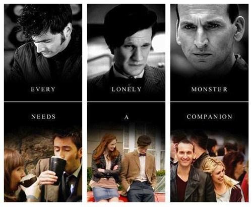 doctor who companions - 7846717696