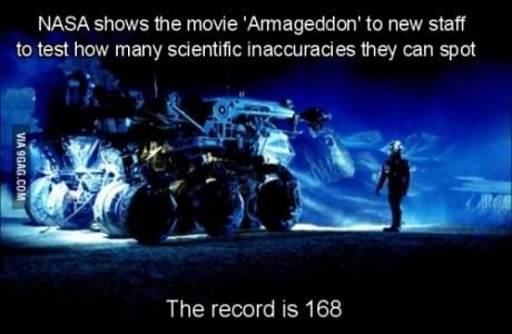 nasa pseudo scifi Armageddon - 7847226112