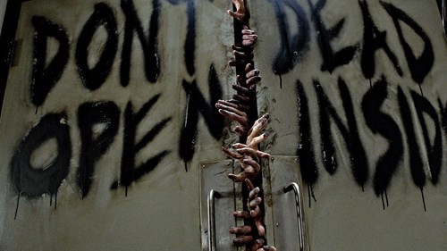 don't open dead inside zombie The Walking Dead - 7847403264