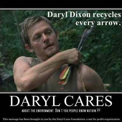 daryl dixon arrows recyle - 7847408896