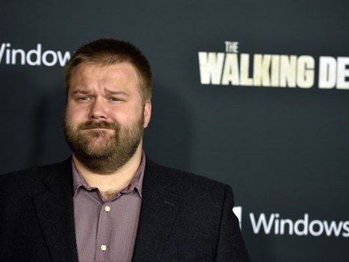 robert kirkman interview The Walking Dead