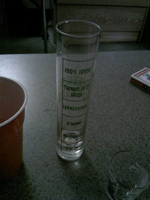 shot glass,irish,funny
