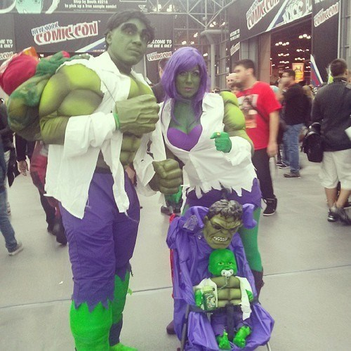 NYCC,the hulk,cosplay