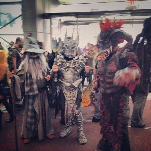 NYCC cosplay The Hobbit - 7847600128