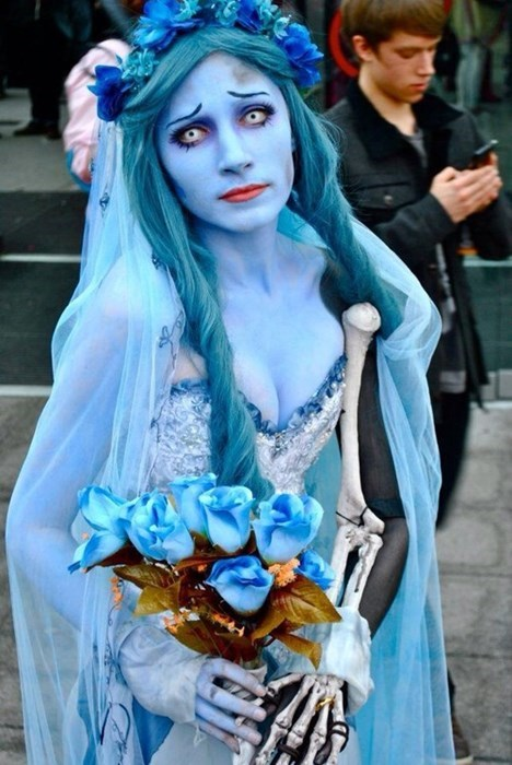 cosplay,corpse bride