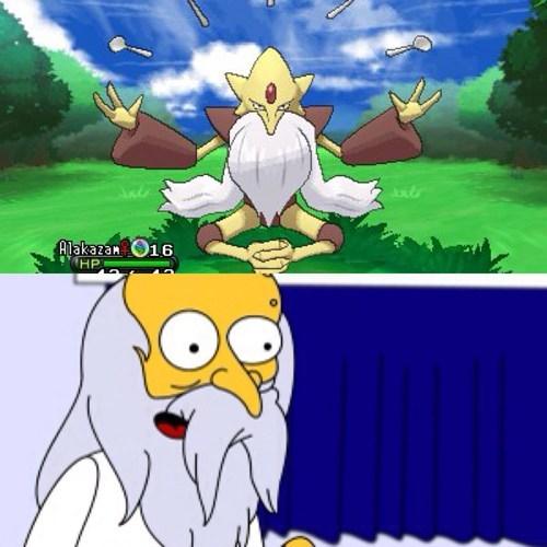 Pokémon,mega evolutions,mega alakazam