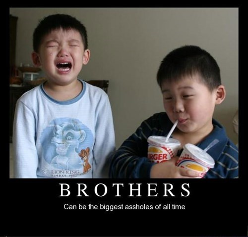 jerks family funny brothers - 7847803648